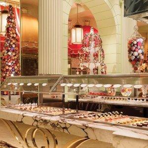 免费取消 含The Buffet 双人自助 或裸价下浮至$149拉斯维加斯Wynn酒店