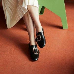 7.5折 $671收JanelleBally 精选美鞋大促 经典款Janelle好价入