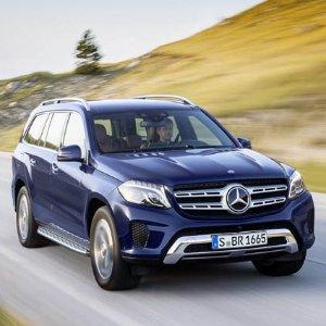 霸气十足 全能豪华全新 Mercedes Benz GLS 大型SUV