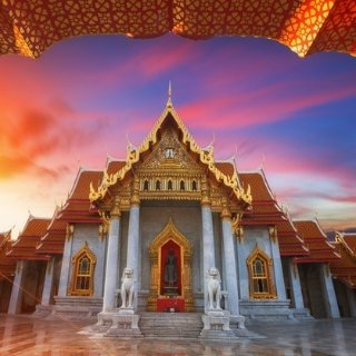 As low as $999 for Hotels+Air10-Day Bangkok and Phuket Thailand Guided Tour Saving