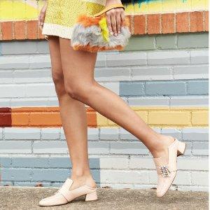 低至4折+额外7.5折Stuart Weitzman 新款美鞋,长靴大促,收春夏新款