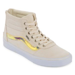 e6d9112256bcd VansVans® Milton High Top Zip Womens Skate Shoes