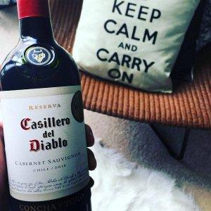 售价£4.5智利 Casillero Del Diablo 葡萄酒