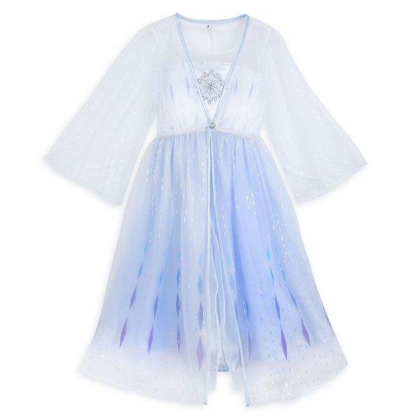 Elsa 女童睡裙