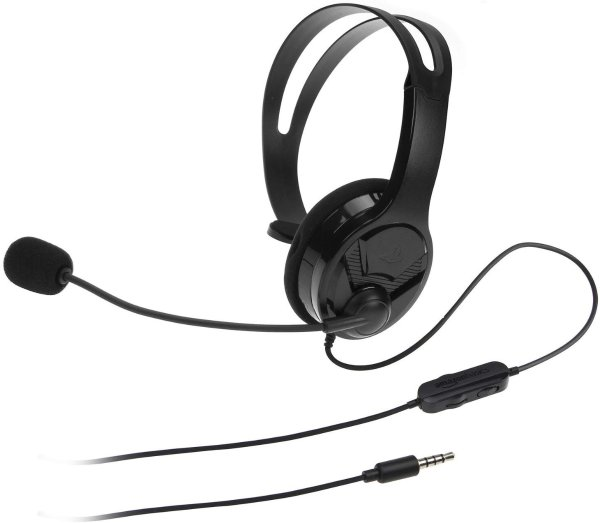PlayStation 4 游戏耳机带麦克风