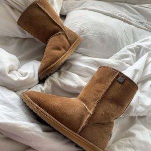 低至5折+免邮 雪地靴$35EMU Australia 父亲节献礼 保暖刚需真的不安排一双吗