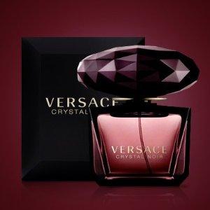 $6.96 (原价$20)Versace Crystal Noir 迷你黑水晶香水