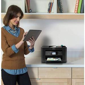$99.99(原价$179.99)Epson WorkForce Pro WF-4720 无线多功能彩色打印机