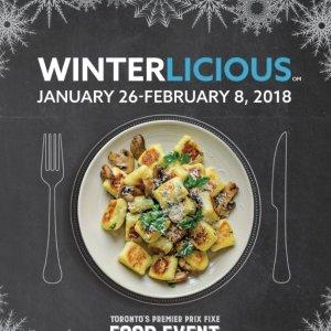 开奖咯!Winterlicious 多伦多冬季美食节美味无极限