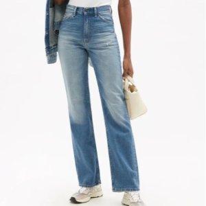 现价$250(原价$500)Acne Studios 直筒牛仔裤冰点价 娇小妹子看过来 仅剩24码