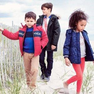 Doorbuster Starts at $9.99 + FSUp  to 70% Off Kids Sale @ Nautica