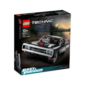 $135(原价$169)LEGO 道奇charger车 速度与激情同款