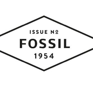5折起+额外6折+免运费折扣升级:Fossil $50以下专区 $15收logo卡包 $15收精美耳钉