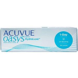 高度+散光 首选它Acuvue Oasys 日抛30片装
