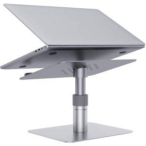 GIKERSY Adjustable Laptop Stand for Desk