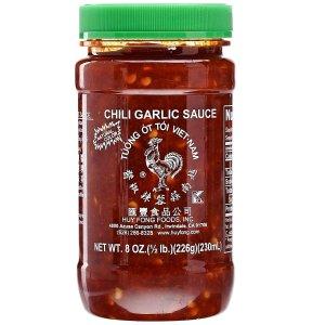 $1.79Huy Fong Chili Garlic Sauce, 8 oz