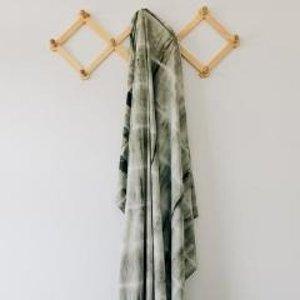 Mebie Baby纱布包巾