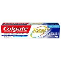 Colgate Total 美白牙膏