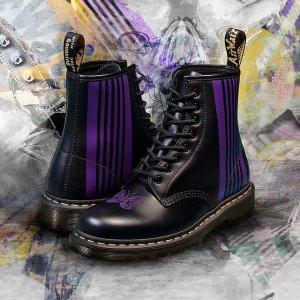 7折起+注册Newsletter享9折 €49起收!Dr.Martens官网 季中大促开启 1460马丁靴、小皮鞋超低价
