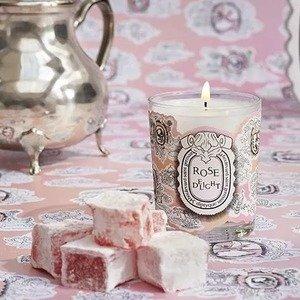 $49收18年情人节限量版玫瑰蜡烛Mecca 精选Diptyque 高颜值香氛蜡烛热卖