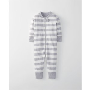 Hanna Andersson婴儿有机棉睡衣