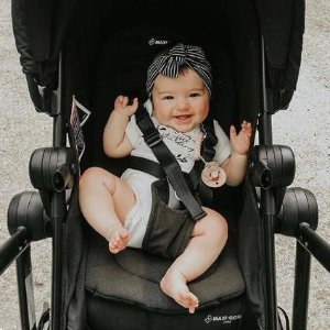 8折 热卖宝宝安抚椅$120Maxi Cosi 高颜值儿童推车、座椅 大童座椅三色选$80收