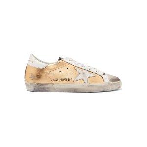 GOLDEN GOOSE金色小脏鞋