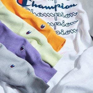 低至2折 拉链开衫$35 长裤$29Champion Reverse Weave 人手都要至少一件的潮牌