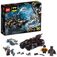Lego 超级英雄 蝙蝠侠大战急冻人 76118