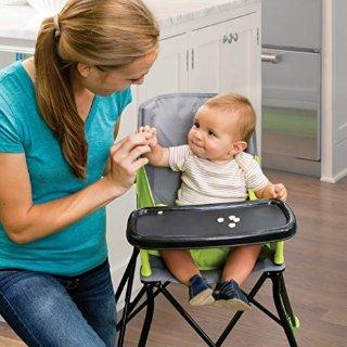$25.39(原价$49.99) 近史低价Summer Infant 可折叠儿童餐椅,携带超方便