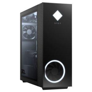 $1299.99HP OMEN 30L Desktop (R5 5600G, 3060, 16GB, 1TB)
