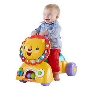 Fisher-Price 3-in-1 Sit, Stride & Ride Lion @ Sears.com