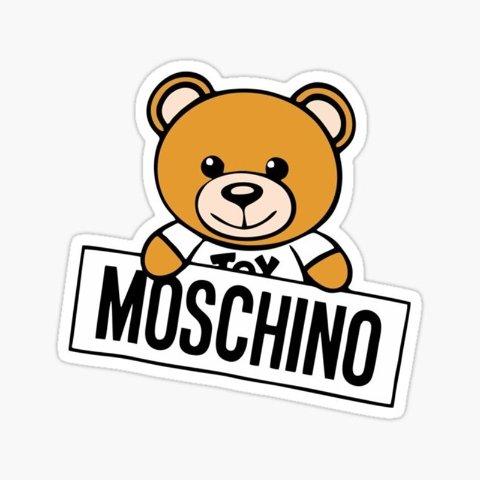 5折 小熊T恤€90法国打折季2021:Moschino 大促 明星都爱穿的软萌小熊抱回家
