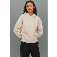 H&M 羊绒卫衣
