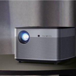 8折起 最具性价比高端投影XGIMI极米 1080P高清投影仪,清晰观影体验