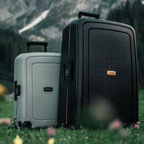 低至4折 €131起收行李箱黑五开抢:Samsonite官网 黑五大促 高品质行李箱 出差旅行必备