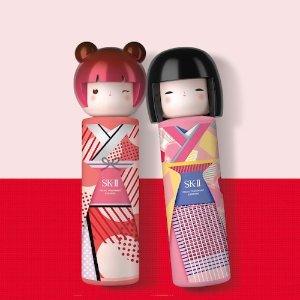 SK-II春日和服女孩神仙水