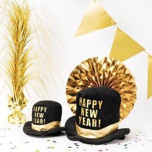 新年快乐帽子玩具