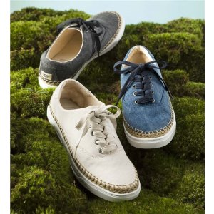 UGG AustraliaUGG Eyan II Canvas Lace-Up Shoe