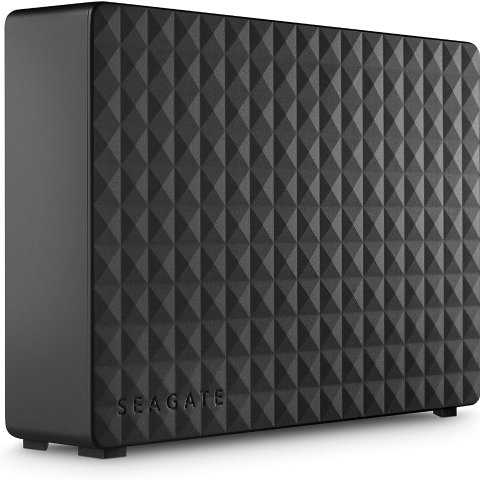 Seagate Expansion Desktop 14TB External Hard Drive