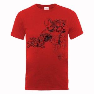 漫威复仇者联盟 钢铁侠 红色