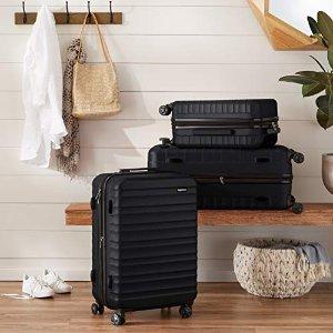 AmazonBasics Hardside Spinner Luggage 2-Piece Set