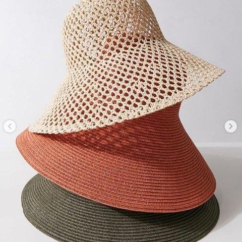 新人9折 £26收渔夫帽COS 夏日小帽子专场热卖 小草帽、渔夫帽遮阳又好看