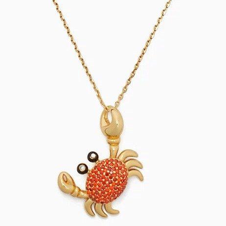 小螃蟹项链