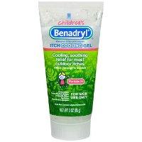 Benadryl 儿童止痒凝聚 3盎司