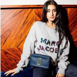 无门槛78折 新款品质之选11.11独家:Marc Jacobs美包热卖 女明星机场街拍人手一个的实用好物