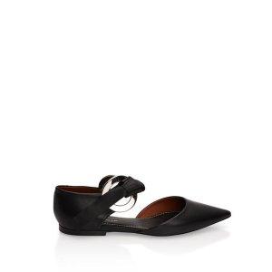 Proenza SchoulerD'Orsay 封面平底鞋