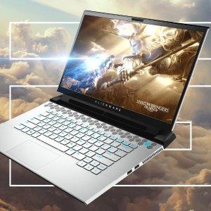 新品享优惠, i7九代+RTX系列显卡Alienware 全新设计m15/m17发布 新工业感设计+轻薄依旧