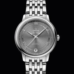 Dealmoon Exclusive: Extra $50 OffOMEGA De Ville Automatic Ladies Watch 424.10.33.20.06.001