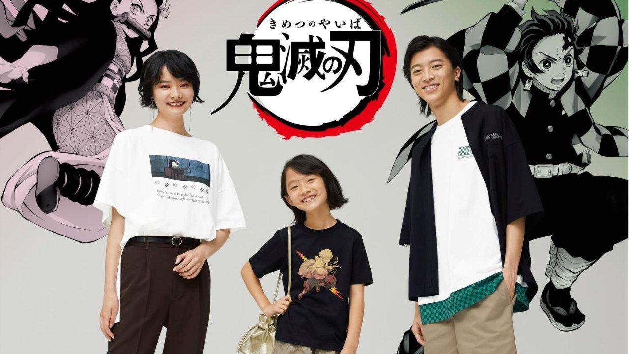 Uniqlo x 鬼灭之刃动漫合作系列第三弹发售!前排抢先入手!